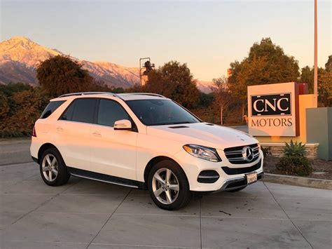 Price as tested $71,835 (base price. 2017 Used Mercedes-Benz GLE GLE 350 SUV at CNC Motors Inc. Serving Upland, CA, IID 19692225
