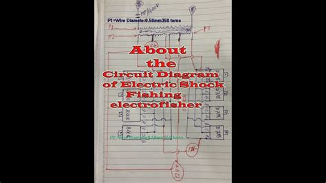 Here Show About Circuit Diagram Electric Shock Fishing