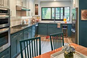 prospect st kitchen transitional kitchen san With what kind of paint to use on kitchen cabinets for san francisco giants wall art