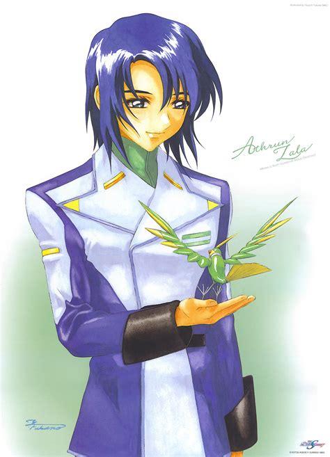 athrun zala mobile suit gundam seed zerochan anime