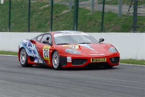 ferrari  challenge images specifications