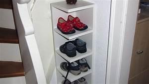 Etagere Pour Enfant : tag re chaussures pour les enfants avec lill ngen ~ Teatrodelosmanantiales.com Idées de Décoration