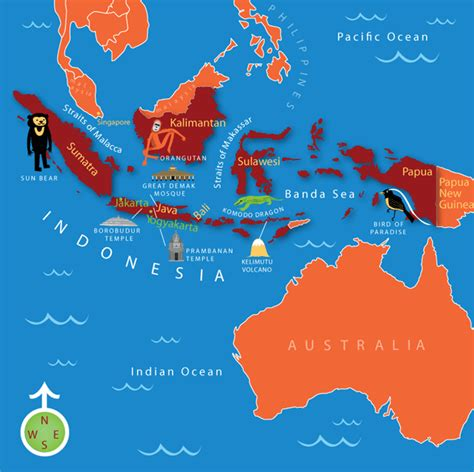 explore indonesia asia society kids indonesia  kids