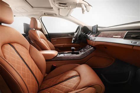 Audi A8 Exclusive Concept One Of The Best Interiors