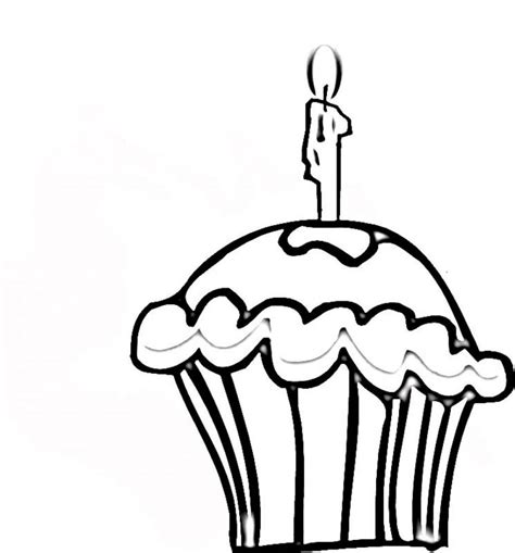 Images Of Coloring Pages Free Printable Cupcake Coloring Pages For