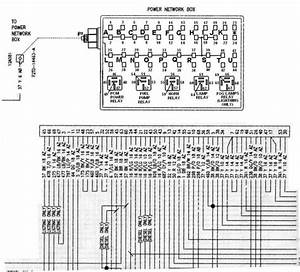 1993 F350 Power Distribution Box Diagram