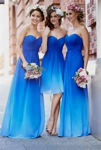 beachy bridesmaid dresses blue bridesmaid dresses naf dresses
