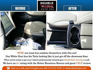 The white heat auto detailing service includes cleaning every inch of your interior; all gauges ...