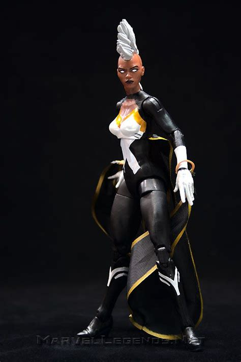 storm marvel legends marvellegends