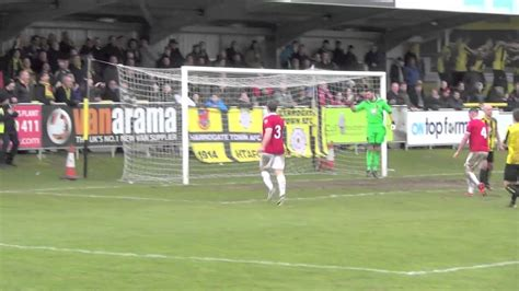 Harrogate Town 5-0 FC United. 20 February 2016 - YouTube