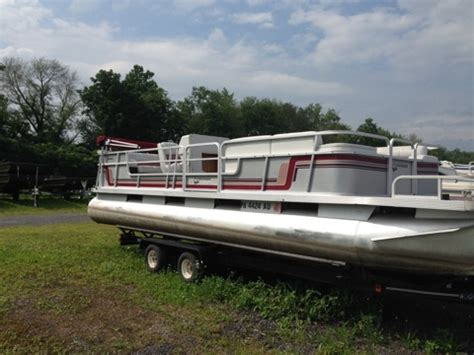 Boats For Sale In Senecaville Ohio by 1989 Pontoon Boat Boats For Sale