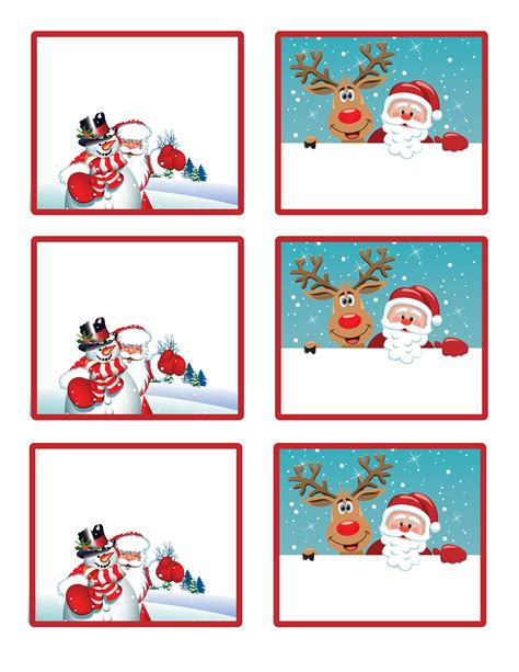 clipart vintage christmas tags  bakery gift giving