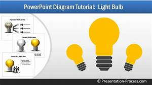 How To Create Bulb  Powerpoint Diagram Series