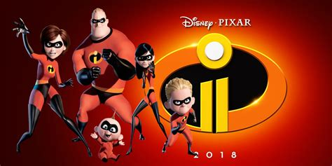 'incredibles 2' Trailer, New Exclusive Footage, Release