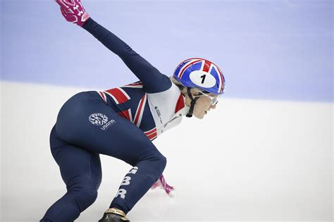 Pyeongchang 2018: Elise Christie looking to lay ghosts of ...