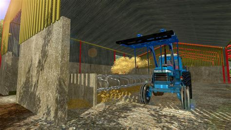 knaveswell farm  map farming simulator   mod