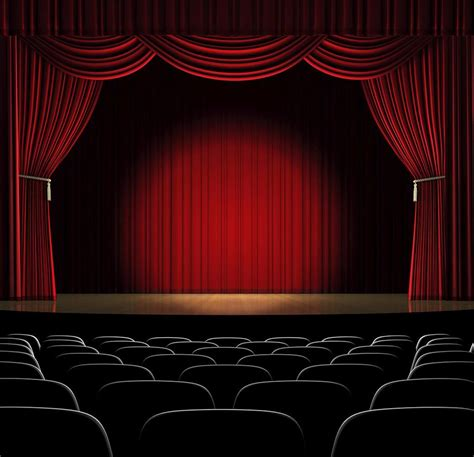 Theatre Drape by Theater Curtains Search Warner Bros