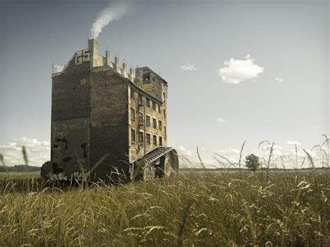 impossible photography  erik johansson earthly mission