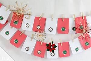 Weihnachtskalender Selbst Basteln : adventskalender mit t ten basteln anleitung f r papiert ten ~ A.2002-acura-tl-radio.info Haus und Dekorationen
