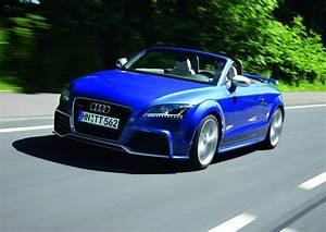2011 Audi Tt-rs S-tronic Review