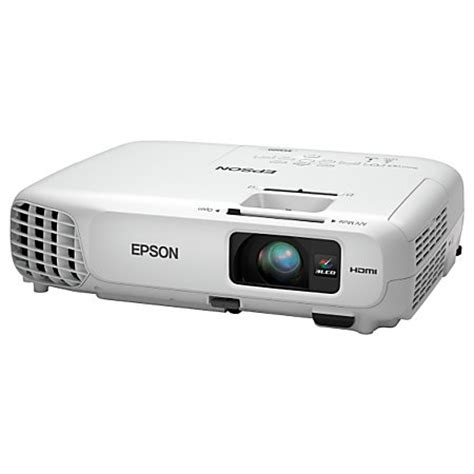 projector l epson epson ex3220 svga 3lcd projector by office depot officemax