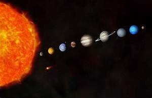 Why Planets Orbit the Sun - Universe Today