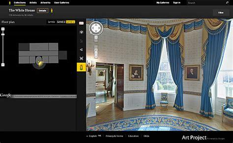 visite virtuelle de la maison blanche en 360 176 avec