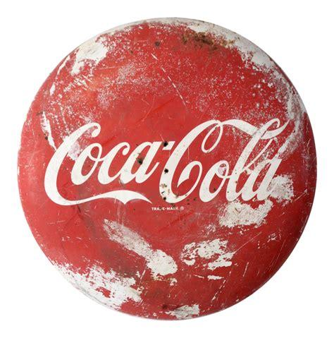vintage coca cola sign chairish