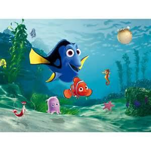 Finding Nemo Wallpaper For Bedroom by Disney Nemo Wallpaper Xxl Great Kidsbedrooms The