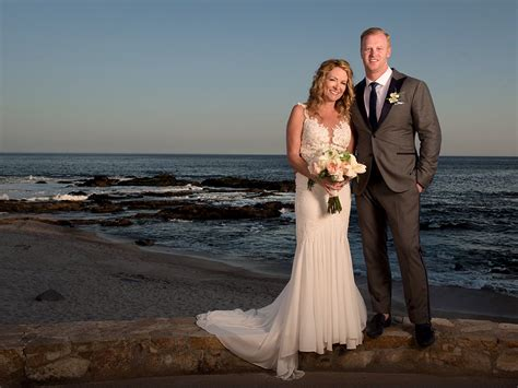 Comedian Sarah Colonna Weds Nfl Player Jon Ryan In Mexico
