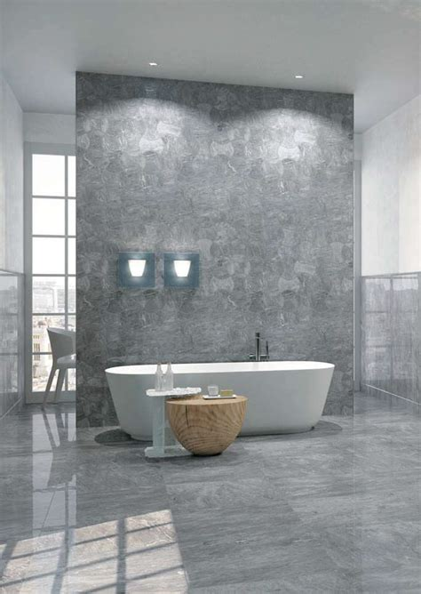 bardiglio nuvolato marble polished marble bathroom