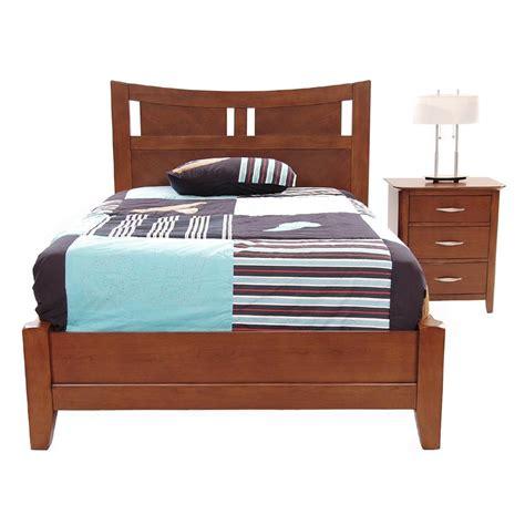 El Dorado Furniture Bedroom Set by El Dorado Furniture Craft Platform Bed