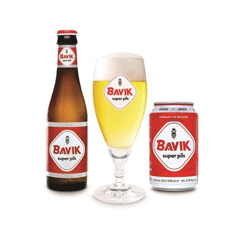 Bavik Super Pils - Finley Beer