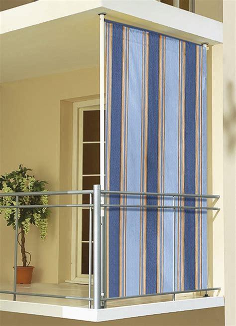 seitenschutz balkon ohne bohren balkon seitensichtschutz sichtschutz und sonnenschutz bader