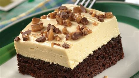 topped brownie dessert recipe from pillsbury