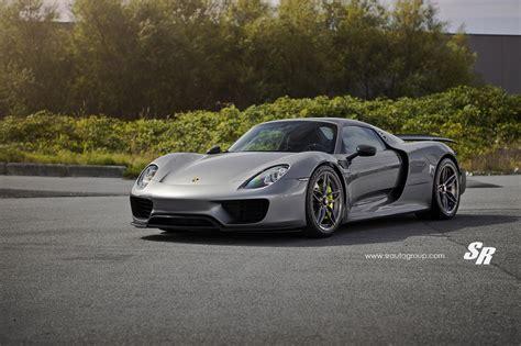 SR Auto shows amazing Porsche 918 Spyder