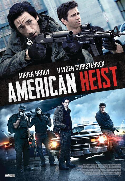 american heist dvd release date redbox netflix itunes amazon