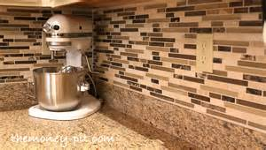 kitchen backsplash installation cost installing a pencil tile backsplash and cost breakdown the six fix