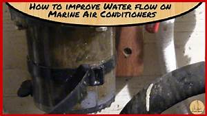 How To Clean A Marine Water Strainer
