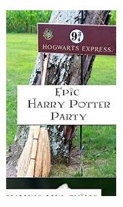 A *Brilliant* Harry Potter Birthday   Harry Potter Parties ...