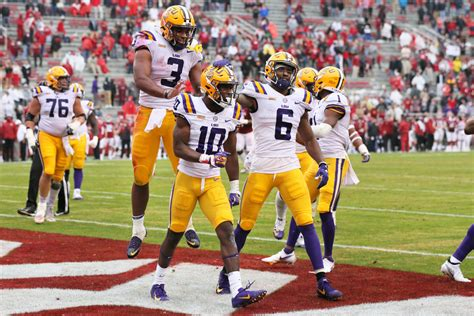 Three Observations: LSU Defensive Consistency Shows ...