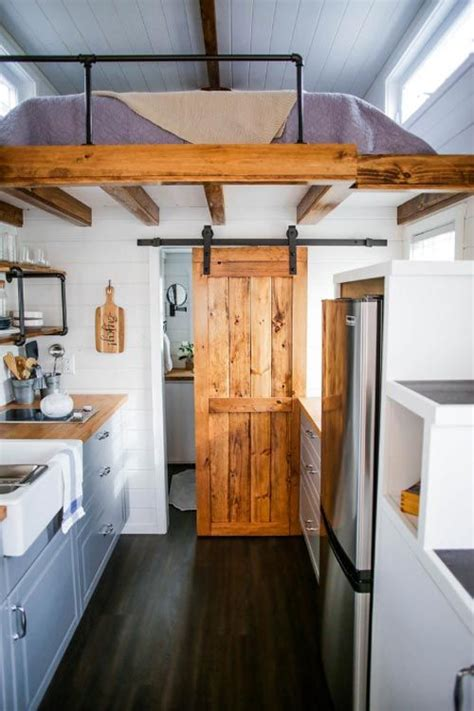 is my kitchen big enough for an island modern take two by liberation tiny homes tiny homes 9858
