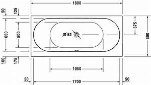 Badewanne Größe Standard : darling new badewanne 700244 duravit ~ Sanjose-hotels-ca.com Haus und Dekorationen