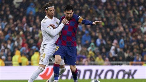 Barcelona vs Real Madrid - El Clasico 2020/21: Preview ...