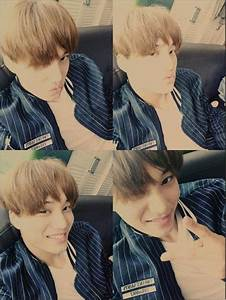 EXO's Kai Leaves Adorable Selfies and Letter for Fans | Soompi