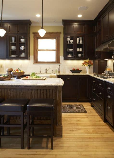 cool dark kitchen cabinets design ideas decoration love