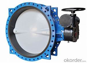 Buy Ductile Iron Butterfly Valve Dn1000 Price Size Weight