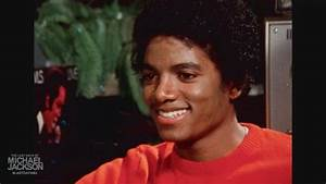Young Michael Jackson on performing: 'I'm two different ...