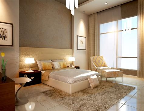 Schlafzimmer 3d by 3d Render 3ds Max Bedroom Modern Bedroom Master