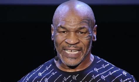 Mike Tyson tells Anthony Joshua and Tyson Fury to 'stop ...